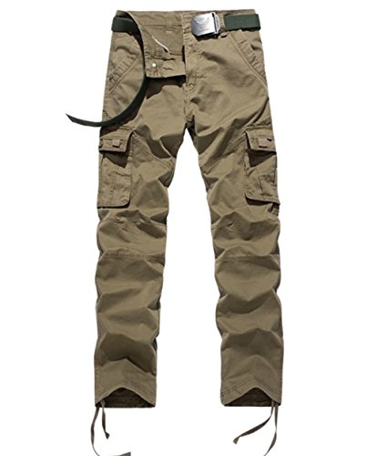 YiJee-Homme-Combat-Pantalons-Militaire-Multi-Poches-Cargo-Casual-Pantalon