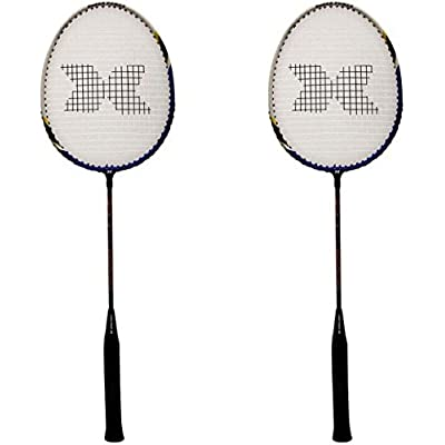 Vector X VXB-510/520 Badminton Racquet for Senior & Junior level Set of 2