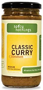 Spicy Nothings Classic Curry Madras from Spicy Nothings