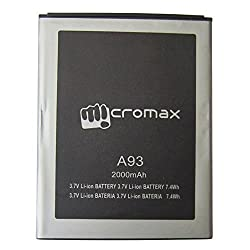 Battery For Micromax Canavs A93