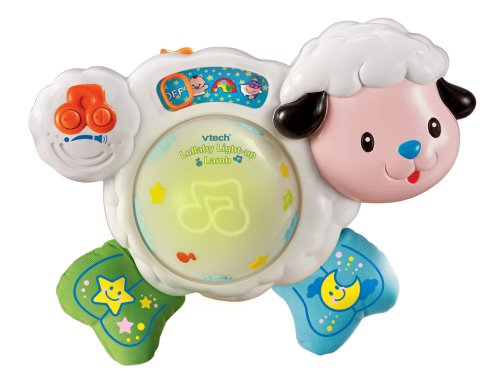 VTech Lullaby Light-Up Lamb