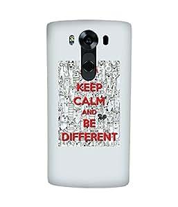 Be Different LG V10 Case