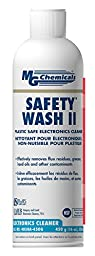 MG Chemicals 4050A Safety Wash II Electronics Cleaner, 450g Aerosol Can