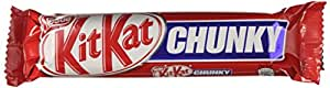 Nestlé Kit Kat Chunky Milk Chocolate Bar 40 g (Pack of 48)
