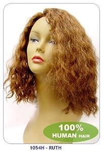 New born free human hair wig: RUTH-Color: 30