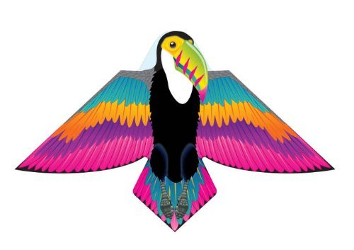 XKites Birds of Paradise - 54 inch Toucan Kite - 1