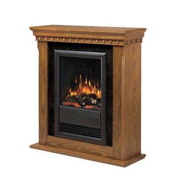 Ventless Gas Fireplace: Dimplex CFP3913E Electric Fireplace ...