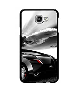SAMSUNG A9 PRO BACK COVER CASE BY instyler