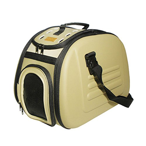 Ibiyaya Classic Pet Carrier, Beige