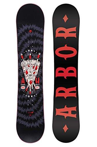 Arbor-Planche-De-Snowboard-Kids-Helix-Tailleone-Size