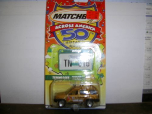 matchbox-across-america-50th-birthday-series-tennessee-nissan-xterra-with-license-plate-by-matchbox