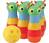Melissa & Doug Childrens Happy Giddy Bowling Set