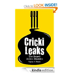 CrickiLeaks: The Secret Ashes Diaries