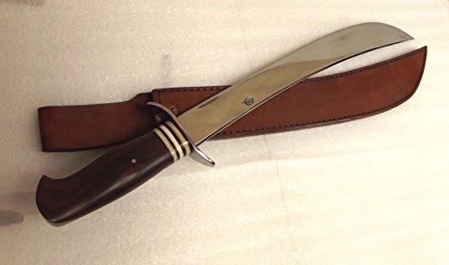 Citadel Knives Sabre Champagne DNH2 Steel Saber Cambodia Vintage Blade