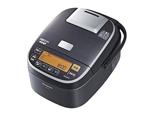 パナソニック おどり炊き 可変圧力IHジャー炊飯器 5.5合 ステンレスブラック SR-PX104-K