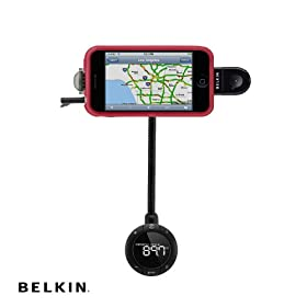 Belkin TuneBase FM w/ Hands-Free for Apple iPhone 3G / 3GS