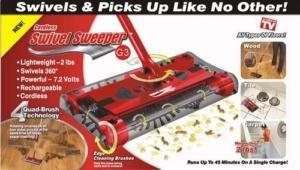 Scopa rotante senza fili aspirapolvere for Clatronic scopa a vapore