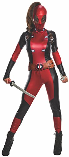Women's Deadpool Woman's Costume