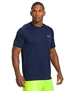 Under Armour Men's UA Tech™ Short Sleeve T-Shirt Large Academy