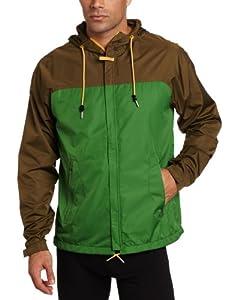 New Balance Men's Windcheater Jacket (Juniper, XX-Large)
