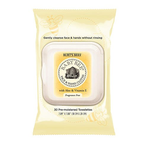 Burts Bees Wipes front-965171