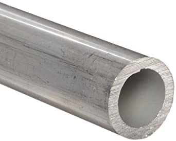 Aluminum 2024-T3 Seamless Round Tubing, WW-T 700/3