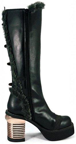 Womens-Hades-Langdon-Boot-Black