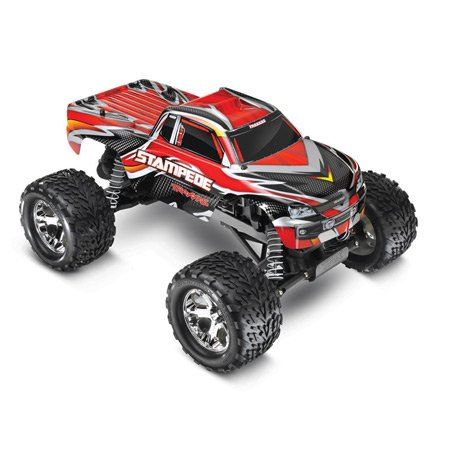 Stampede Monster Truck RTR w/XL-5 w/Battery&Charge