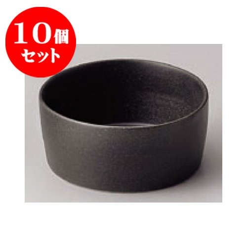 10 pieces set Bowl in bizen style off of small bowl [11 x 5 cm] restaurant food and beverage stores commercial Japanese ryokan...