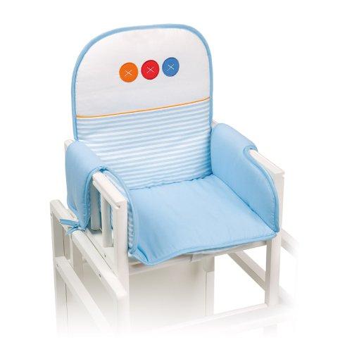 bolin bolon housse de protection pour chaises hautes avis test pas cher. Black Bedroom Furniture Sets. Home Design Ideas