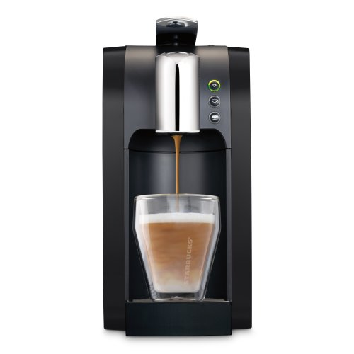 One Cup Starbucks Coffee Maker : Verismo System 580 by Starbucks Single-serve Coffee and Espresso machine Review Best ...