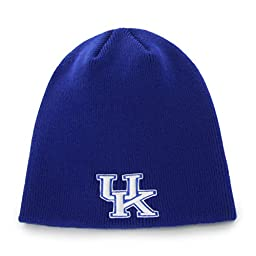 NCAA Kentucky Wildcats \'47 Beanie Knit Hat, Royal, One Size