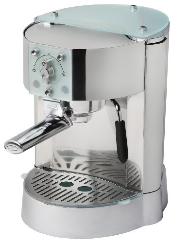 Kalorik EXP-20737 Aqua Line 1250-Watt 15-Bar-Pump Espresso Maker Discount