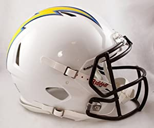 San Diego Chargers NFL Authentic Speed Revolution Full Size Helmet from Riddell by Riddell