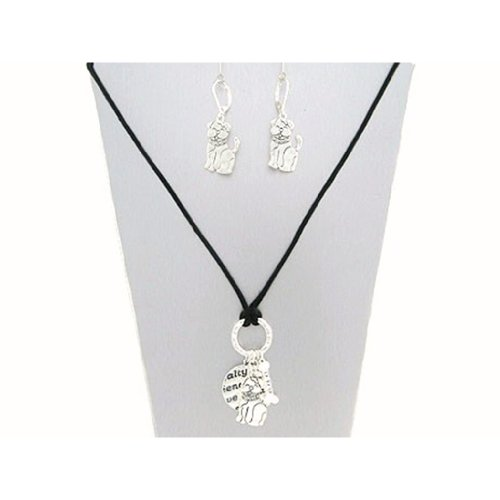 Necklace set 'french touch'