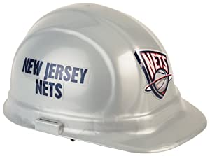 NBA New Jersey Nets Hard Hat by WinCraft