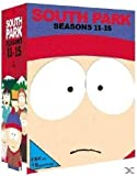 South Park - Staffeln 11-15 (15 DVDs)