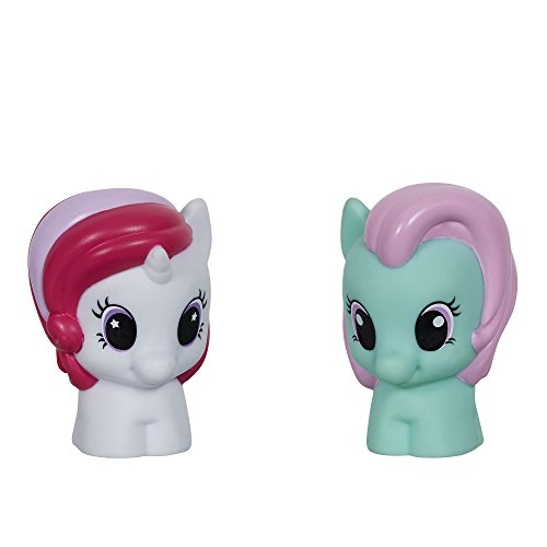 Playskool Friends My Little Pony Figure Two-Pack with Moon Dancer and Minty - 1