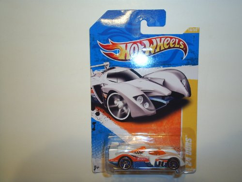 Hot Wheels 24 OURS- 2011 New Models #10/50 (1:64 Scale) - 1