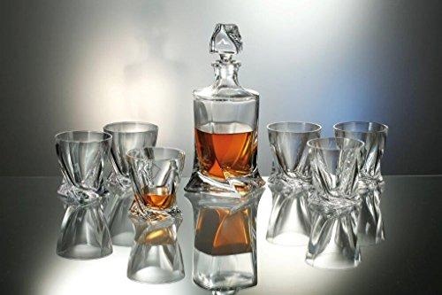 bohemia-royal-design-whisky-set-7-tlg-karaffe-1000-ml-6-glasser-je-410-ml
