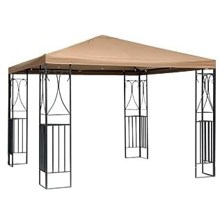 Outdoor Patio Pariesienne Gazebo Canopy