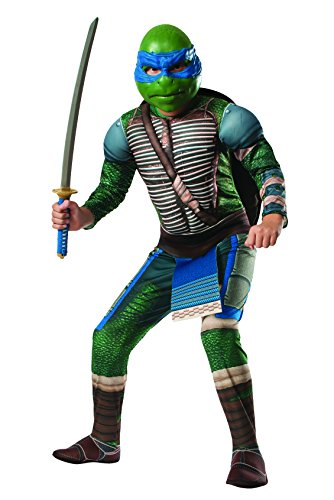 Teenage Mutant Ninja Turtles Deluxe Leonardo Costume Kit