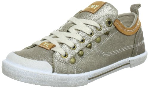 Yellow Cab Boogie Low Top Womens Gold Gold (Gold) Size: 7 (40 EU)