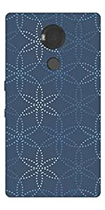 Go Hooked YU Yureka Note Printed Soft Silicone Back Cover