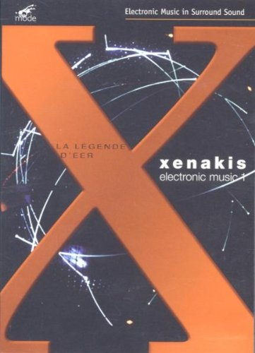 Xenakis: Electronic Works 1 [DVD] [Region 1] [NTSC]