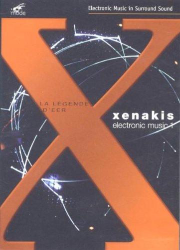 Xenakis: Electronic Works 1 [DVD] [Region 1] [NTSC]