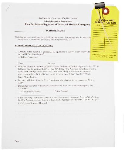 [해외]먼저 음성 AEDT1 제세 동기 (AED) 사이트 관리자 Tookit/First Voice AEDT1 Defibrillator (AED) Site Administrator Tookit