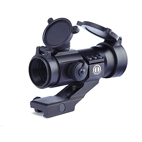 Lowest Prices! Dagger Defense DD30M3 red dot sight.This reflex sight style optic works with AR15 Rif...