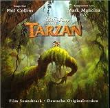 Tarzan (Deutsch): An Original Walt Disney Records Soundtrack (+Bonus CD-R)