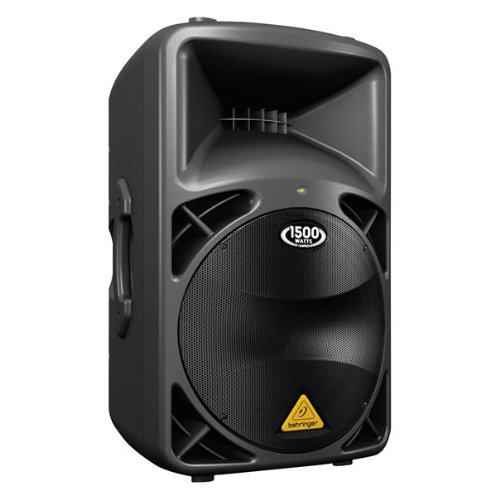 Behringer B612D Eurolive Powered Speaker, 1500 Watts And 1X12 In.